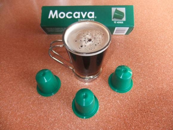 Probamos las cápsulas de té para cafeteras Nespresso y similares