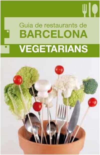 Guía de restaurantes vegetarianos de Barcelona y más