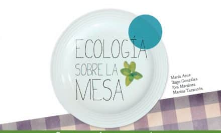 ECOLOGÍA SOBRE LA MESA: libro gratuito en pdf con recetas para las cuatro estaciones