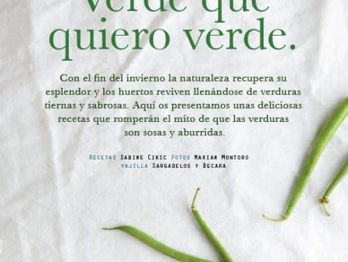 Sal y Pimienta Magazine primavera 2012