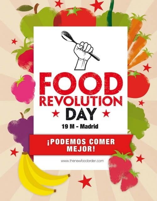Día de la Revolución de la Comida: ¡Podemos comer mejor!