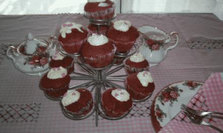 Mis primeros cupcakes Red Velvet