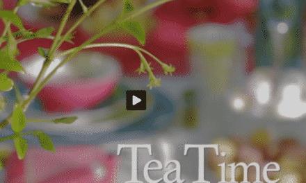 Cómo decorar la mesa para la hora del té o la merienda