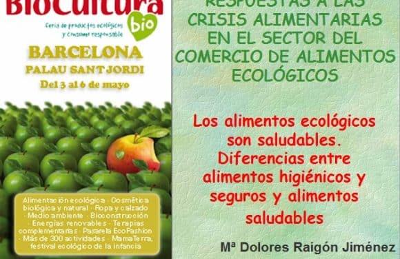 Diferencias entre alimentos ecológicos y convencionales