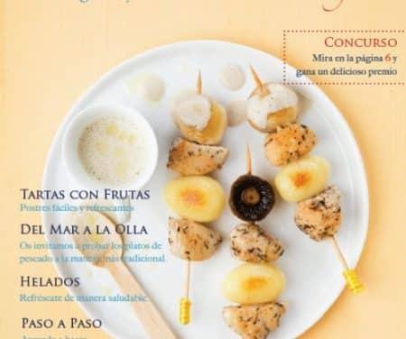 Sal y Pimienta verano 2012: revista online de cocina