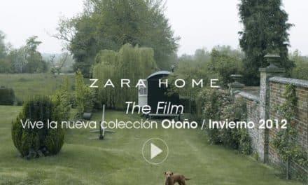 Vajillas y hogar según Zara Home (vídeo)