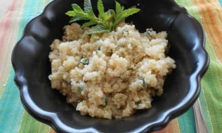 Receta de quinoa sencilla (y vídeo)