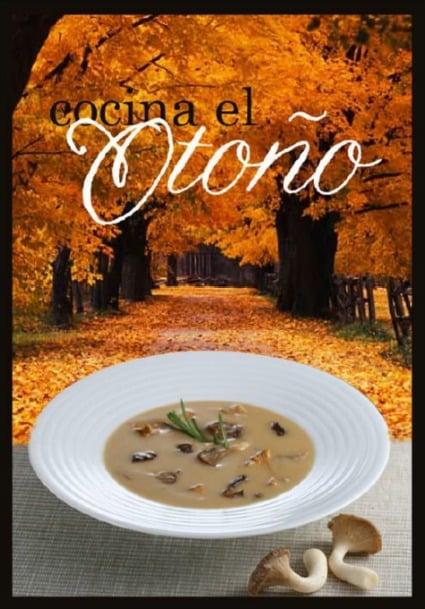 Cocina de otoño: recetarios en pdf