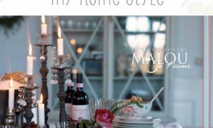 My Home Style : preciosa decoración para la cocina y la casa