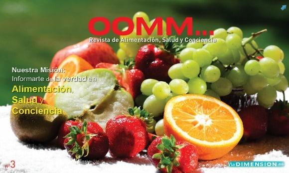 Oomm nº 3, revista digital de alimentación, salud y conciencia