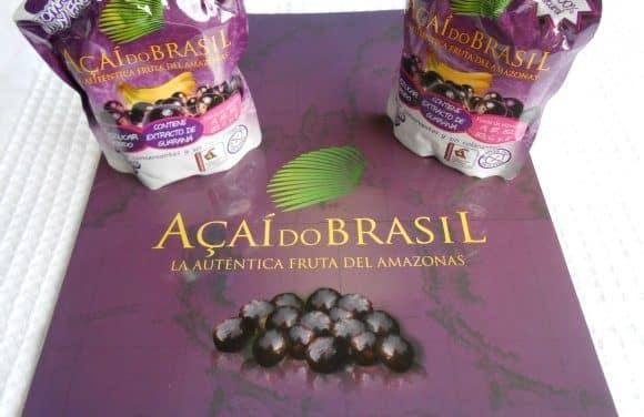 Probamos el zumo de Açaí, la fruta del Amazonas