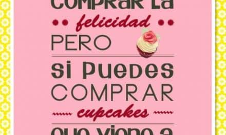 Los cupcakes y la felicidad