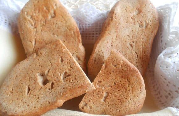 Receta de Naan, pan hindú, de espelta