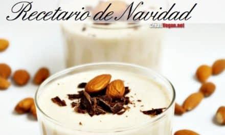 Menús vegetarianos y veganos para fiestas: pdf gratuitos