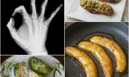Menú para huesos fuertes (3 recetas)