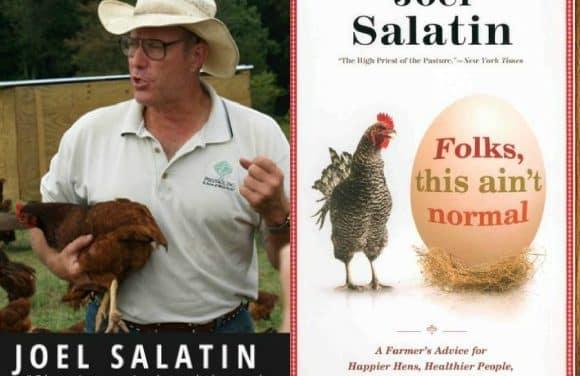 El mejor agricultor del mundo contra la industria alimentaria
