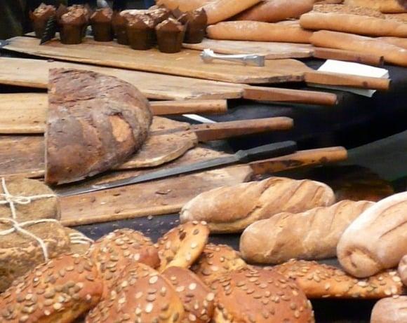 El pan nuestro de cada día ¿dónde está?