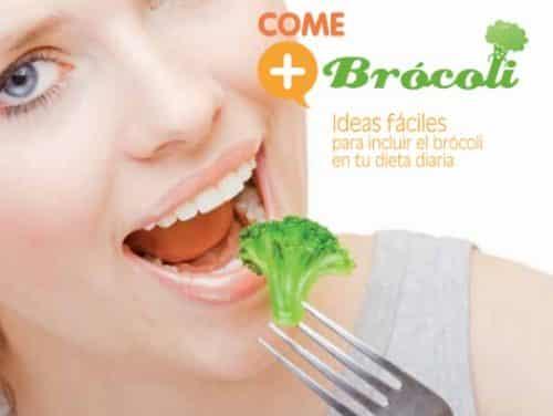 Come + BRÓCOLI: pdf gratuito con recetas y consejos