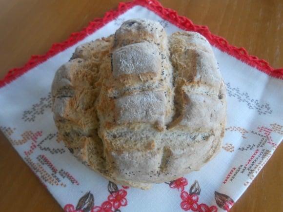 Receta de pan «milagro» de espelta integral