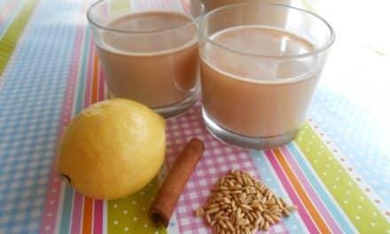 Receta de «leche» merengada de avena (sin hervir)