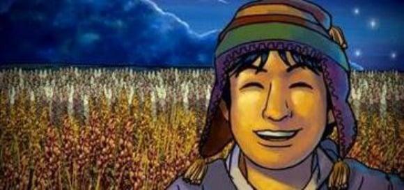 La leyenda del origen de la quinoa (vídeo)