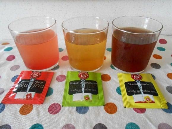 Probamos los nuevos refrescos sin agua de Pompadour