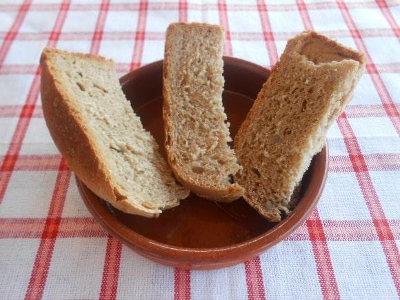 Cosas que me han pasado haciendo pan en la panificadora