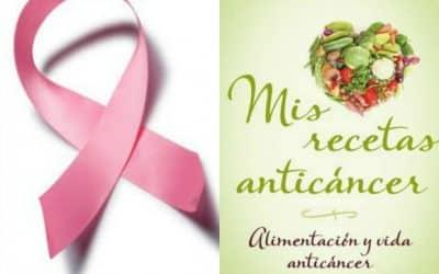 «Alimentarte mejor y hacer cambios positivos en tu vida siempre será mucho más efectivo que quedarse en un sillón a ver qué ocurre» Booktrailer de «Mis recetas anticáncer»