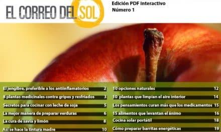 El Correo del Sol: pdf gratuito sobre alimentación y salud