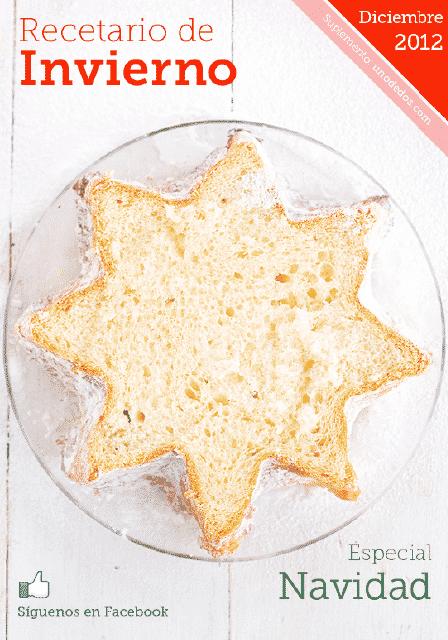 Dulces de Navidad: recetario gratuito