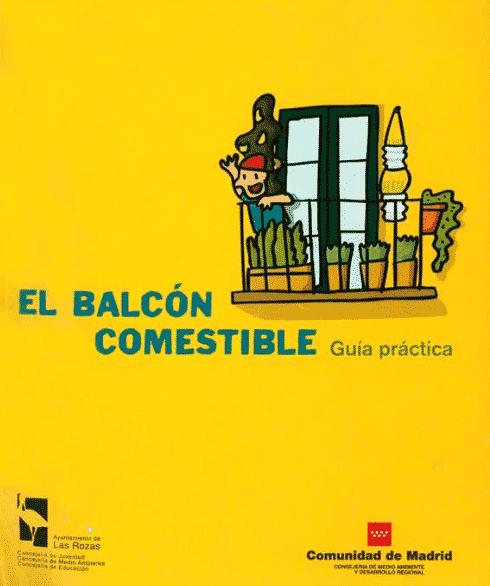 El balcón comestible: guía práctica en pdf