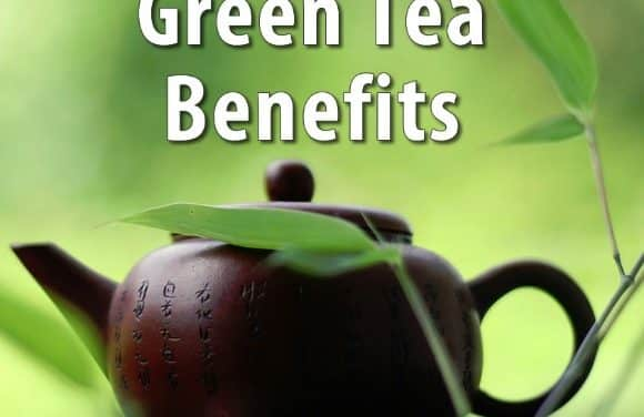 25 razones para tomar té verde