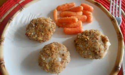 Receta de hamburguesas de alubias a las finas hierbas (veganas)