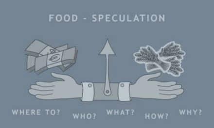 Cómo y por qué se especula con la comida