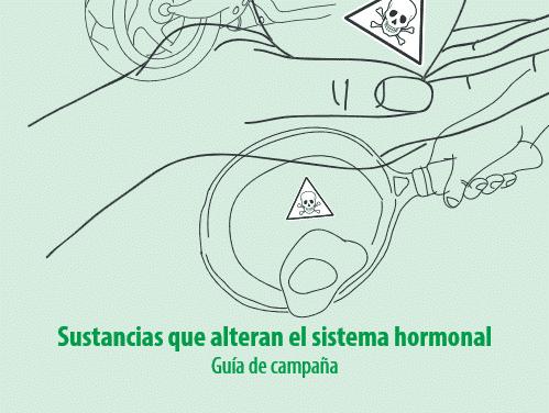 Sustancias que alteran el sistema hormonal: pdf gratuito para reducirlas y evitarlas