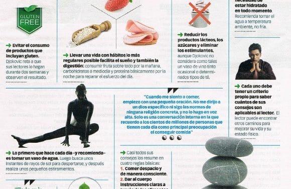 La vida sana según el tenista Novak Djocovic: «La energía entra por la boca»