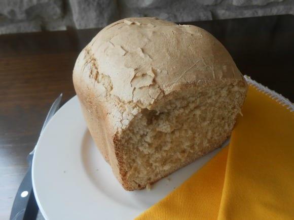 Receta de pan de cebolla (en panificadora)