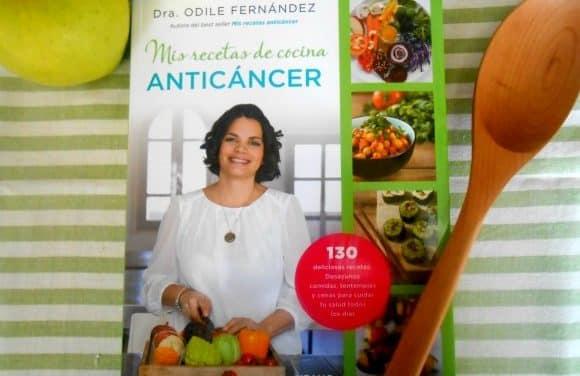 Mis recetas de cocina anticáncer: un libro perfecto de cocina sana