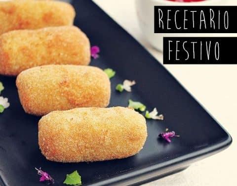Recetario festivo vegetariano gratuito