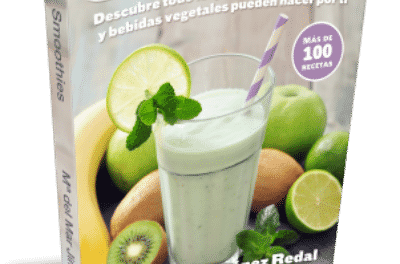 Nuestro libro de ZUMOS y bebidas vegetales ya está disponible en versión pdf