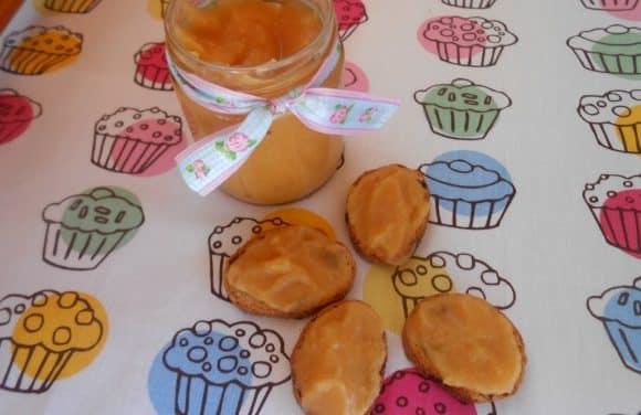 Receta de mermelada de pera y jengibre sin azúcar