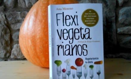 Flexivegetarianos: un libro para «vegetarianizar» nuestra dieta