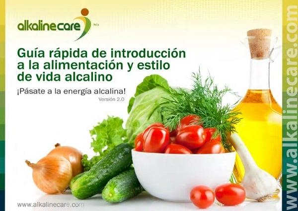 Guía de Introducción a la Alimentación y Estilo de vida Alcalino. Pdf gratuito