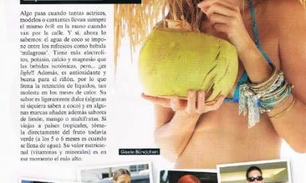 El agua de coco y sus propiedades