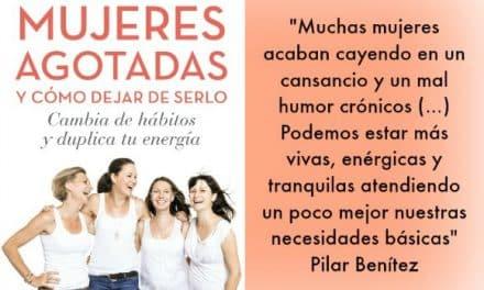 «Yo fui una mujer agotada y ya no lo soy». Entrevista a Pilar Benítez