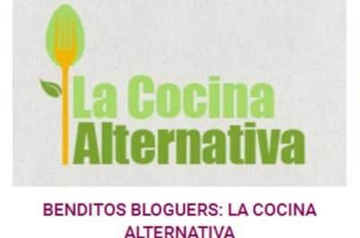 """Me entrevistan en la web """"BENDITA COCINA"""""""