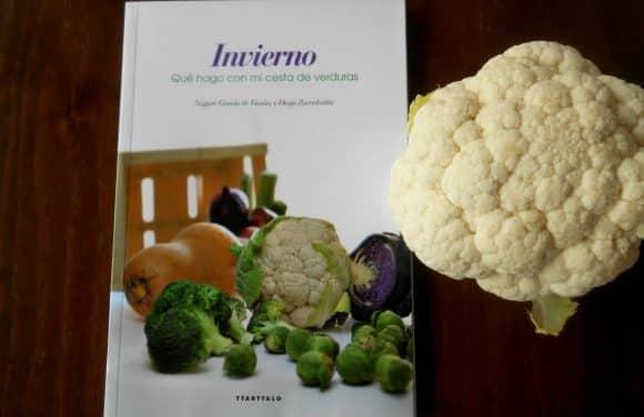 «INVIERNO. Qué hago con mi cesta de verduras»: un libro muy útil