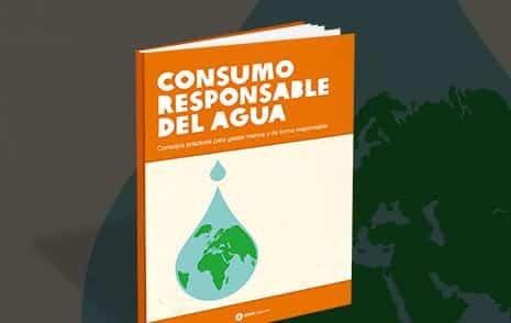 """El agua ¡tan importante para la cocina y para muchas cosas más! Descarga la guía gratuita """"Consumo responsable del agua"""""""