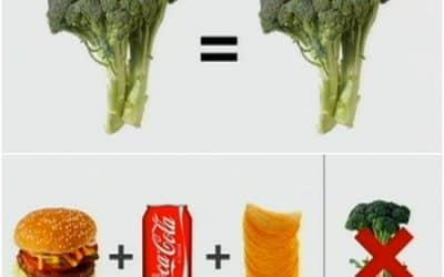 Ya no hay comida de verdad en nuestros platos (conferencia Ted)