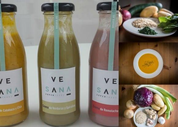 ¿Te apetecen cremas naturales de verduras con superalimentos? Con esta campaña de crowdfunding es posible